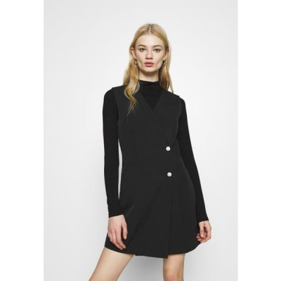 レディース ドレス PCVALERIA - Cocktail dress / Party dress - black