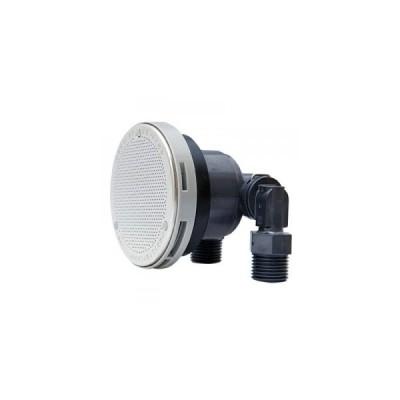 三栄水栓製作所 一口循環接続金具 バスルーム用 呼び13(G1/2) PPS樹脂製 T41-30-13