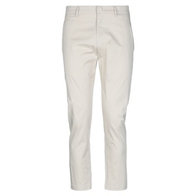 LOW BRAND パンツ ベージュ 30 コットン 97% / ポリウレタン 3% パンツ