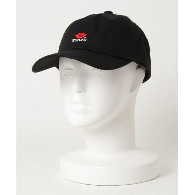 MAISON mou / 【KISS TOKYO/キストーキョー】LIP LOGO LOW CAP/キャップ WOMEN 帽子 > キャップ
