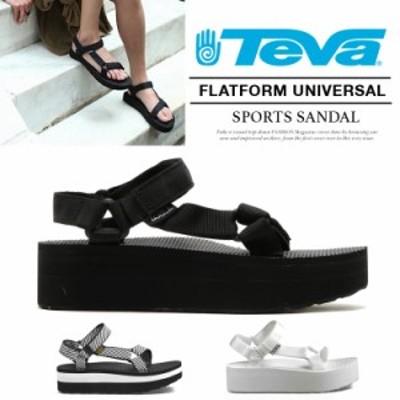 TEVA サンダル レディース 厚底 テバ flatform universal フラットフォーム ユニバーサル プラットフォーム ウィメンズ スポーツサンダル