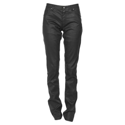 トムレベル TOM REBL パンツ ブラック 46 コットン 97% / ポリウレタン 3% パンツ