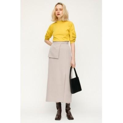 スカート A-LINE BELT POCKET M/SK/Aラインベルトスカート