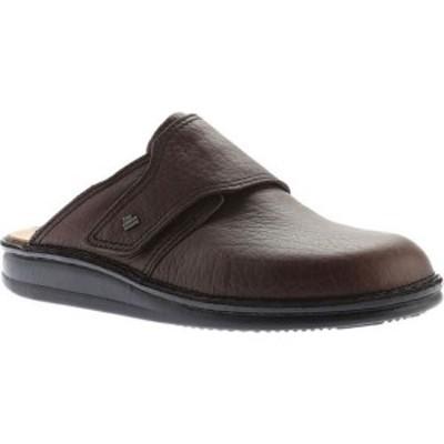 フィンコンフォート Finn Comfort レディース クロッグ シューズ・靴 Amalfi Soft Mocca Oregon Leather