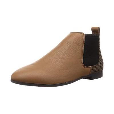 エンアシナガオジサン ブーツ 5360265 ブラウンコンビ 22.5 cm