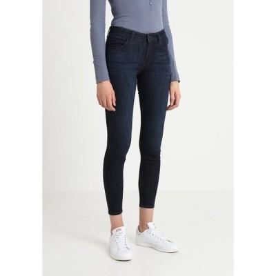 ラングラー デニムパンツ レディース ボトムス Jeans Skinny Fit - tainted blue