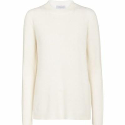ガブリエラ ハースト Gabriela Hearst レディース ニット・セーター トップス harius cashmere and silk sweater Ivory