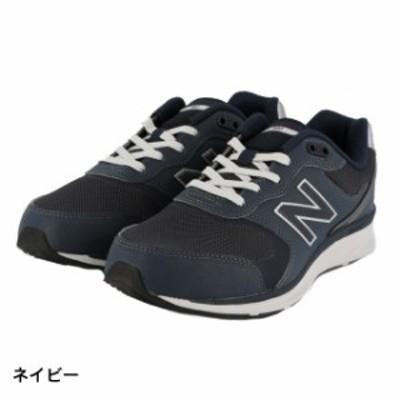 ニューバランス (MW880S 4E) メンズ ウォーキングシューズ 4E : ネイビー New Balance