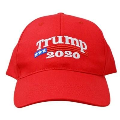 ドナルド トランプ ハット 2020 アメリカ MAGA ベース ボール キャップ 野球帽 帽子 スポーツ プリント ロゴ テキスト 刺? デザイン
