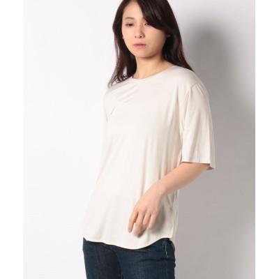 (KALNA/カルナ)Tシャツ/レディース IVORY