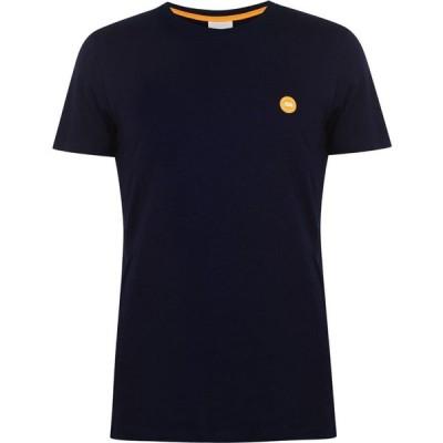 ジャック&ジョーンズ Jack and Jones メンズ Tシャツ トップス Andres Crew T Shirt Sky Captain