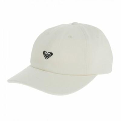 ROXY ロキシー キャップ 帽子 レディース PLAY BY EAR 6パネル キャップ RCP212310-WHT