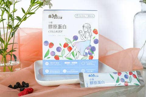 【義美生醫】小資膠原蛋白 (6.6g*30包/盒)