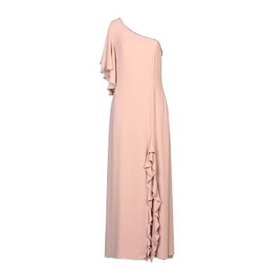 リナシメント RINASCIMENTO ロングワンピース&ドレス ローズピンク 44 ポリエステル 100% ロングワンピース&ドレス