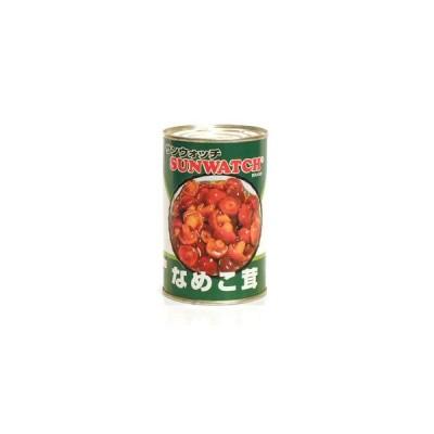 なめこ水煮(S)400g/缶詰  つぼみ