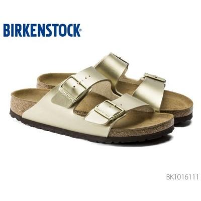 ビルケンシュトック BIRKENSTOCK アリゾナ Arizona サンダル ゴールド  国内正規品 1016111 メンズ レディース ユニセックス