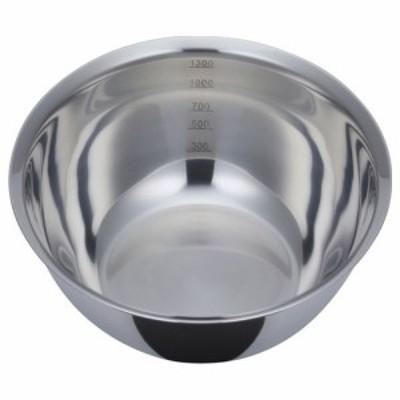 単品販売 深型ボール(目盛り付) 18cm DF5405 1コ入 [代引選択不可]