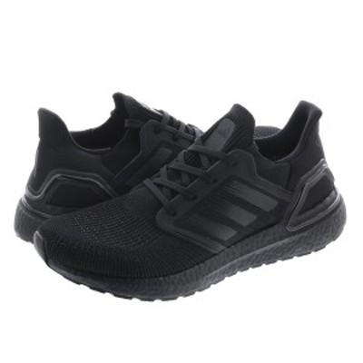 adidas ULTRABOOST 20 アディダス ウルトラブースト 20 CORE BLACK/CORE BLACK/SOLAR RED eg0691