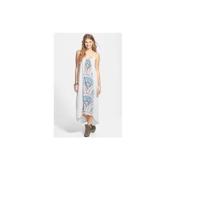 リップカール ドレス ワンピース RIP CURL サーフ モダン MYTH MAXI ドレス ホワイト スモール 19-52 RETAIL 49.50