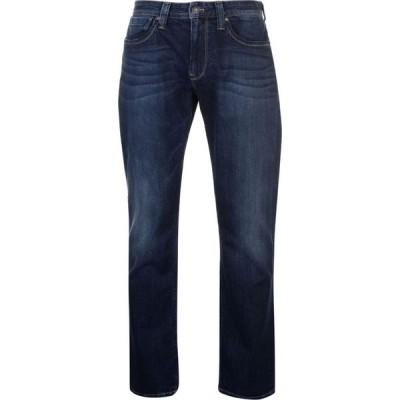 ペペジーンズ Pepe Jeans メンズ ジーンズ・デニム ボトムス・パンツ Kingston Straight Jeans Stretch Dark