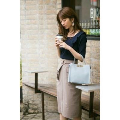 プロポーションボディドレッシング(PROPORTION BODY DRESSING)/◆ベルト付カーゴスカート