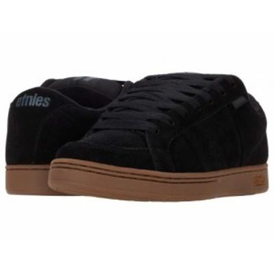 Etnies エトニーズ メンズ 男性用 シューズ 靴 スニーカー 運動靴 Kingpin Black/Dark Grey/Gum【送料無料】