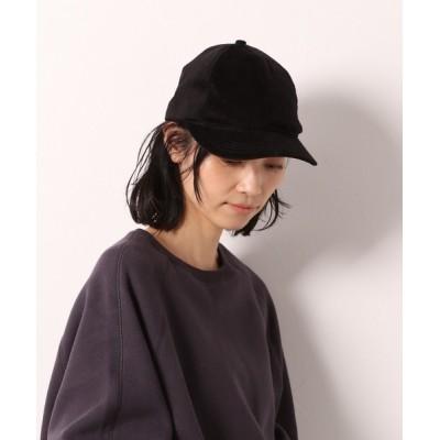 LAKOLE / 細コーデュロイキャップ / LAKOLE WOMEN 帽子 > キャップ