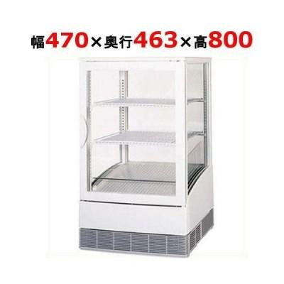 パナソニック 卓上タテ型 冷蔵ショーケース 単相100V SMR-CZ65F(旧品番:SMR-C65F) 幅470×奥行463×高さ800mm【送料無料】