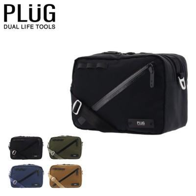 プラグ ショルダーバッグ ブリーフケース 2WAY メンズ PLG-220 Plug | 肩掛け 斜め掛け