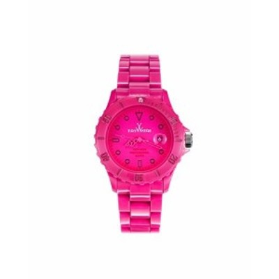 [トイウォッチ]Toy Watch 腕時計 Toywatch Monochrome All Pink MO04PS レディース [並行輸入品]