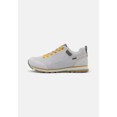 レディース スポーツ用品 ELETTRA - Hiking shoes - stone