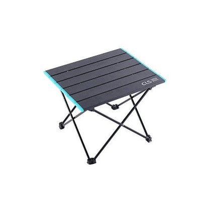 Ideamad Folding Camping Table, Portable Beach Table High Load-Bearing with Storage Bag, for Outdoor Cooking, Travel【並行輸入品】