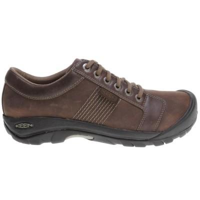 キーン Keen メンズ シューズ・靴 Austin Shoes Chocolate Brown