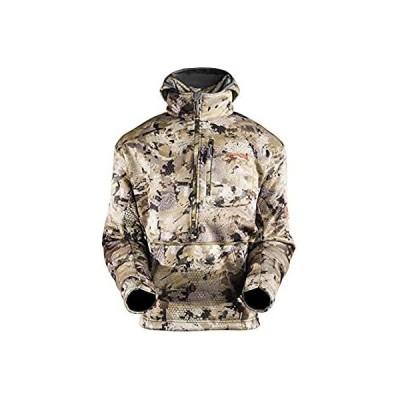 送料無料SITKA Gear Men's Gradient Fleece Insulated Performance Hunting Hoody, Optif