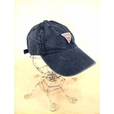 ゲス GUESS キャップ帽子 サイズFREE レディース 【中古】【ブランド古着バズストア】