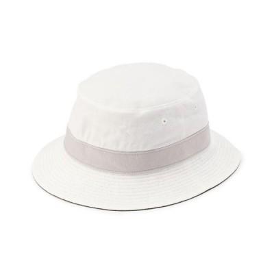 帽子 ハット LACOSTE/ラコステ/reversible safari hat/リバーシブルサファリハット