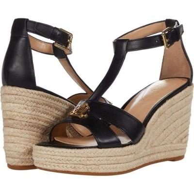 ラルフ ローレン LAUREN Ralph Lauren レディース サンダル・ミュール シューズ・靴 Hale Black