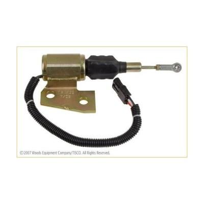 Compatible With Case Cummins Fuel solenoid J932529 J991167 3991167 5120, 5130, 5140, 5220, 5230, ソレノイド 並行輸入品