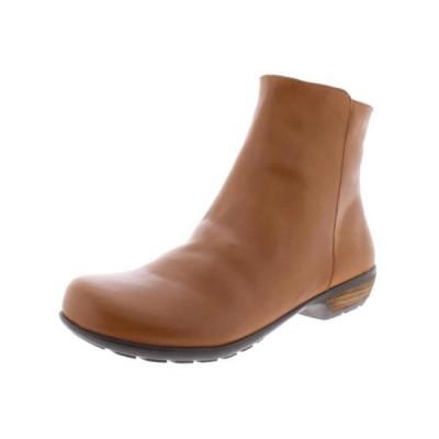 レディース 靴 ブーツ Walking Cradles Womens Elsie Leather Mid-Calf Ankle Boots