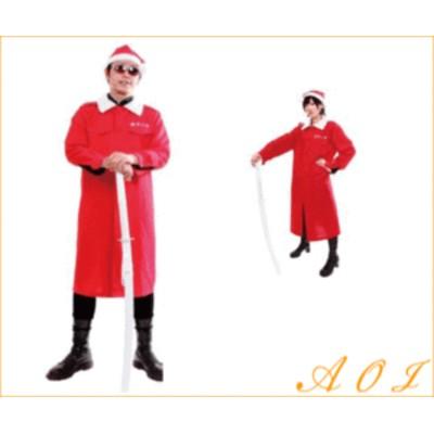 【メンズ】【XM(C)-14】クリスマス特攻服 聖夜上等【クリスマスコレクション】【クリスマス】【サンタ】【サンタクロース】【パーティ】