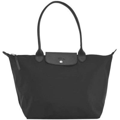 ロンシャン LONGCHAMP バッグ トートバッグ 大容量 シンプル 黒色 レディース ブランド 1899
