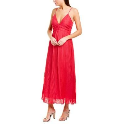 ラ メイソン タルラー ワンピース トップス レディース LA MAISON TALULAH Raspberry Sorbet Midi Dress raspberry sorbet