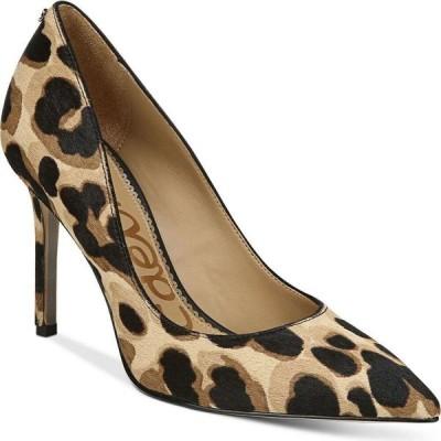 サム エデルマン Sam Edelman レディース パンプス ピンヒール シューズ・靴 Hazel Stiletto Pumps Dark Brown Leopard