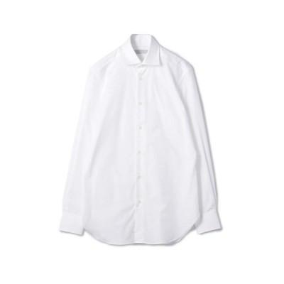 ESTNATION / セミワイドブロードドレスシャツ
