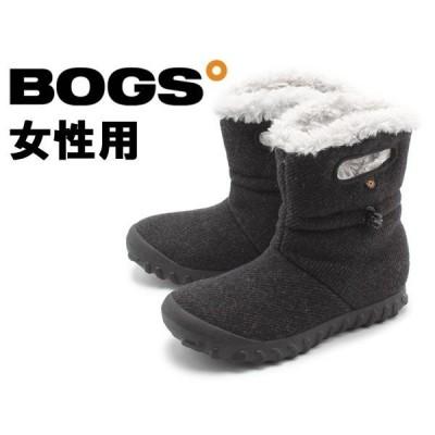 ボグス メンズ レディース ブーツ Bモック ウール BOGS 01-13101570