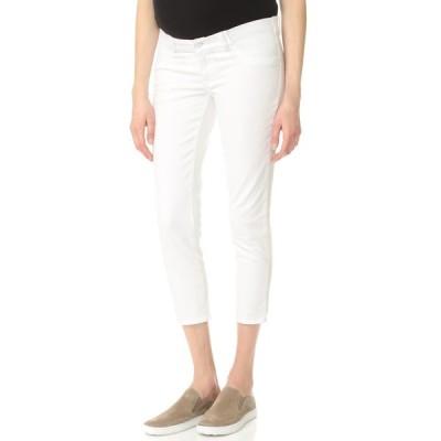 ディーエル1961 DL1961 レディース ジーンズ ボトムス Florence Crop Maternity Jeans Porcelain