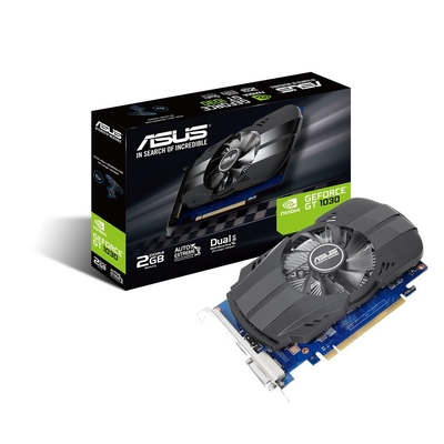 華碩 ASUS Phoenix GeForce GT 1030 2GB DDR5超頻鳳凰版 顯示卡