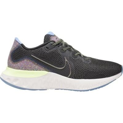 ナイキ Nike レディース ランニング・ウォーキング シューズ・靴 Renew Run Black/Metallic Dark Grey/Plum Dust
