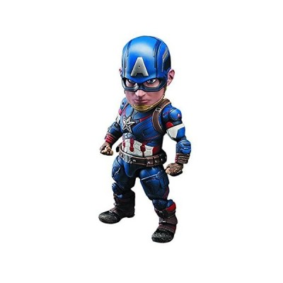 Egg Attack Action #011 Captain America by Beast Kingdom