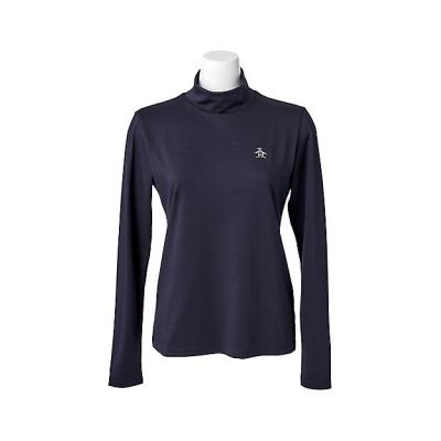 <Munsingwear/マンシングウェア>【マナード】ウールハイネック長袖シャツ NV00【三越伊勢丹/公式】